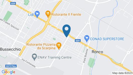 Air Hotel Map