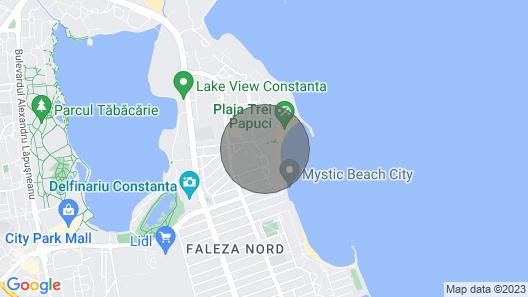 Toto Studio SEA View Reyna Area Map