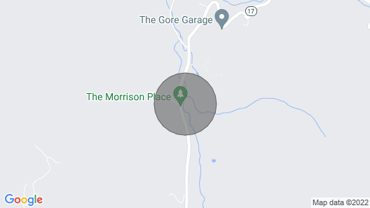 New! Ski Lodge/4-season Mountain Retreat Map