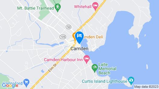 Grand Harbor Inn Map