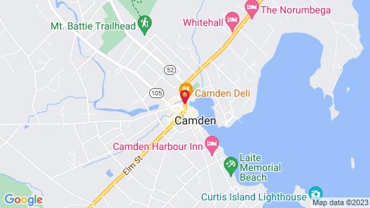 Lord Camden Inn Map