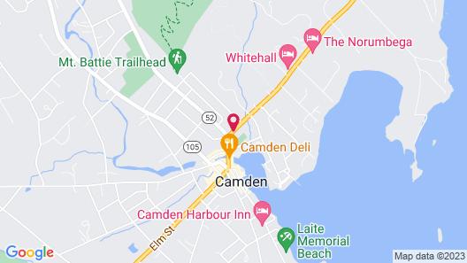Camden Windward House Map