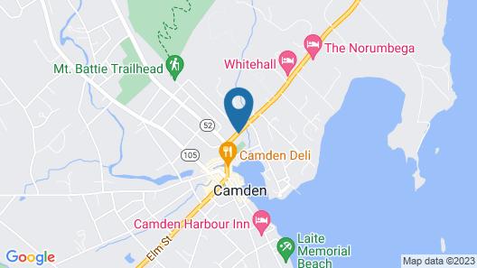 Hawthorn Inn Map
