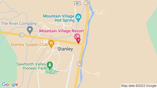 Mountain Village Lodge Map
