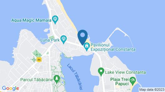 Hotel Parc Map