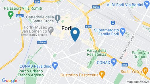 B&B Giardino 34 Map