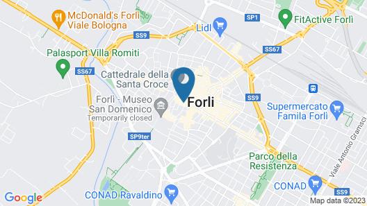 Masini Map