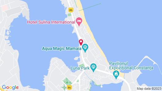 Bulevard Constanta Map