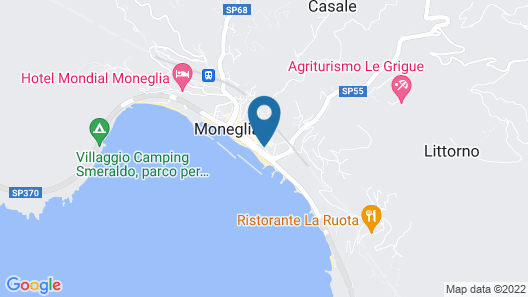 Giada Residence Map