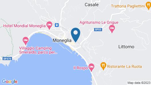 La Rocca Maison De Charme Map
