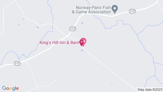 Kings Hill Inn Map