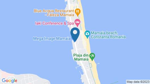 Richmond Hotel Map