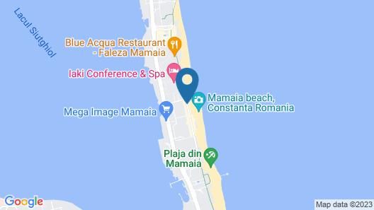 Queen Vera Map