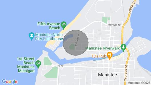 Spectacular Three Story Condo With Beach Like Feel Map