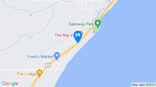 Paradise Beach Resort Map