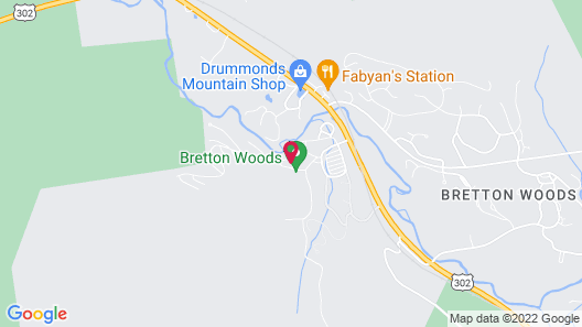 Townhomes at Bretton Woods Map