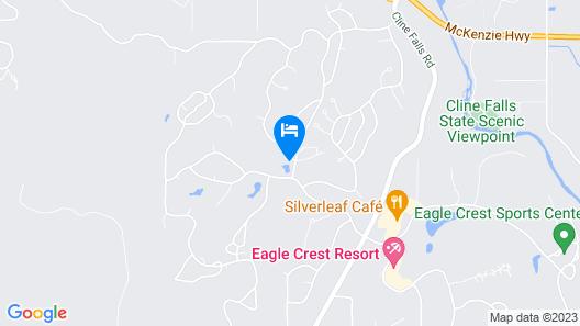 Eagle Crest Map