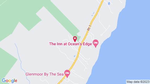 Black Horse Inn Map