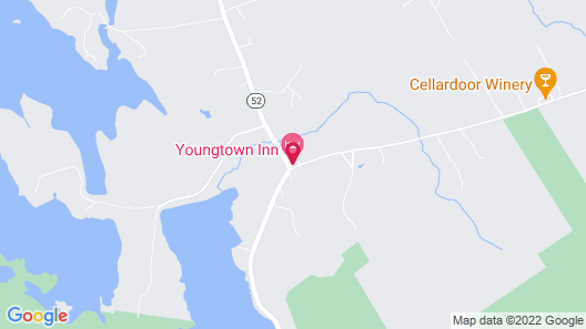 Youngtown Inn & Restaurant Map