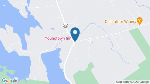 Youngtown Inn & Restaurant Map
