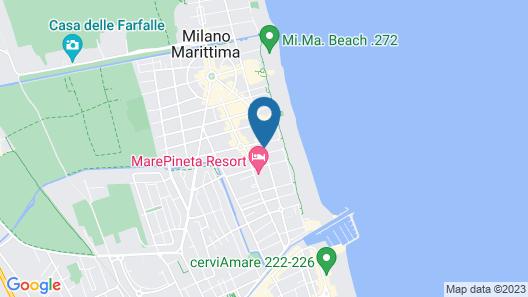 Hotel Palace Map