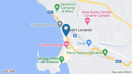 Hotel Celeste Map
