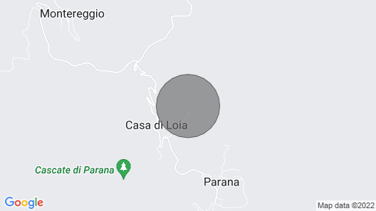 2 Bedroom Accommodation in Mulazzo -ms- Map