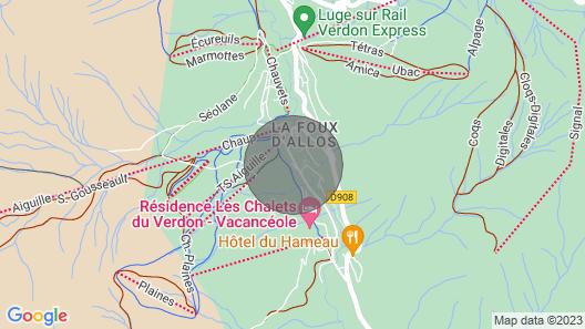 Appart Authentique + Sauna 50m de la Navette Map