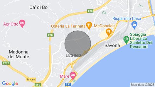 Casa di Riccardo Map