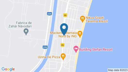 HOTEL MANOR Map