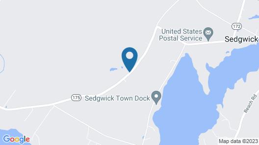 Cobblestone Farm - Six Bedroom Home Map