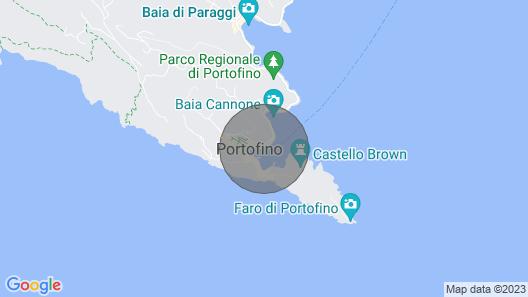 Altido Stylish Seaview Apartment in Portofino Map