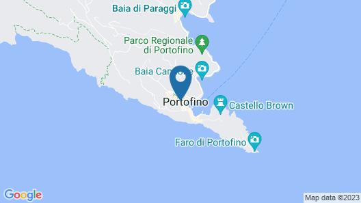 Splendido Mare, A Belmond Hotel, Portofino Map