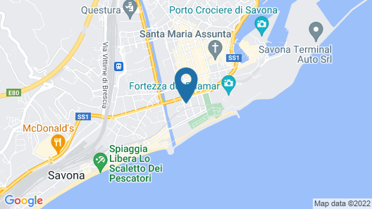 Appartamento Casa Donna Lidia Map