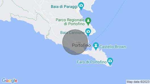 PORTOFINO DREAM - zentrales Portofino - WLAN Map