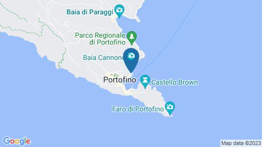 Hotel Piccolo Portofino Map