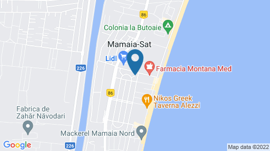 Marmara Apartments Map