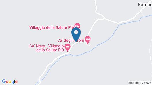 Villaggio della Salute Più Map