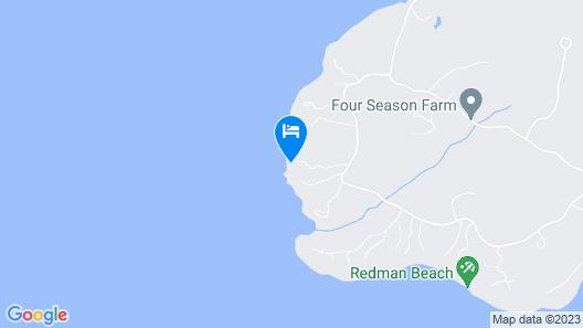 Ocean Garden Estate - Six Bedroom Home Map