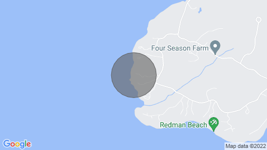 Cape Rosier Maine 6 Bedroom Estate Map