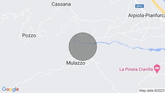 Studio in Tuscany / Lunigiana Map