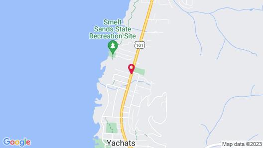 Adobe Resort Map