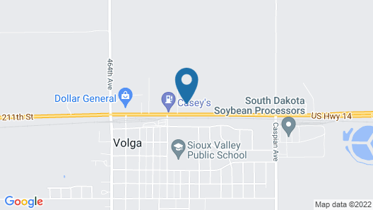 Brookings, SD- Spacious Sunny Quiet Master Bedroom- Air BnB Superhost Map