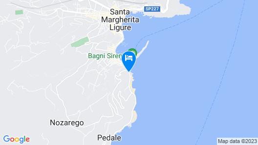 Grand Hotel Miramare Map