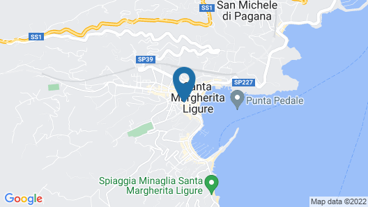 Mediterraneo Emotional Hotel & SPA Map