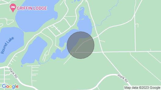 Little Green Cabin Map