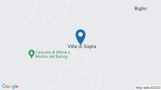 Villa Ariola Map