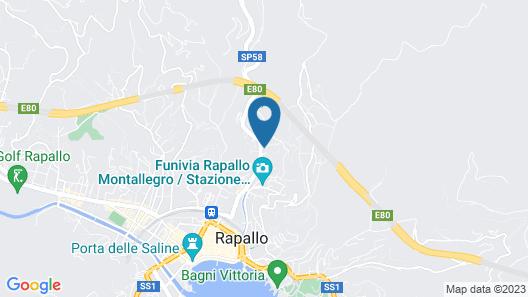Casa Florinda Map