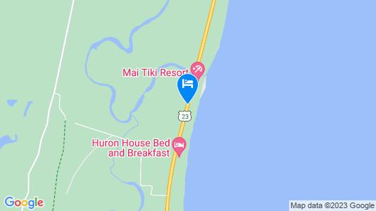 Scenic Resort Map