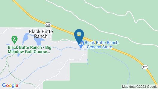 Black Butte Ranch Map